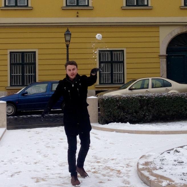 Buda Snow 1